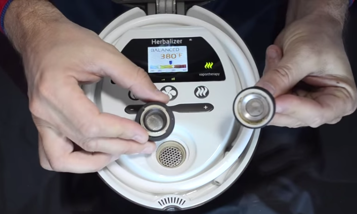 How Does the Herbalizer Work?